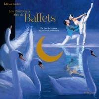 Olivier Desvaux - Les plus beaux airs de ballet - Du Lac des cygnes au Sacre du printemps. Avec 1 illustration à encadrer. 1 CD audio