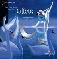 Olivier Desvaux - Les plus beaux airs de ballets. 1 CD audio