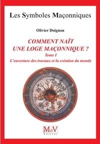 Olivier Doignon - Comment nait une éloge maçonnique ? N.15.