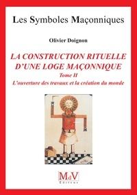 Olivier Doignon - La construction rituelle d'une éloge maçonnique N.16.
