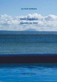 Olivier Domerg - Onze tableaux sauvés du zoo - La montagne Sainte-Victoire.