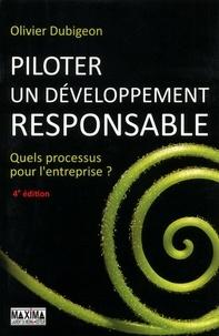 Histoiresdenlire.be Piloter un développement responsable - Quels processus pour l'entreprise ? Image