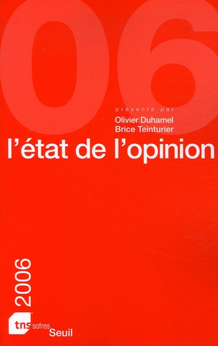 L'état de l'opinion  Edition 2006