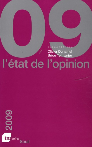 L'Etat de l'opinion  Edition 2009