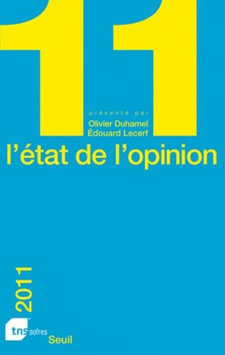 L'état de l'opinion  Edition 2011
