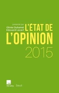 Olivier Duhamel et Edouard Lecerf - L'état de l'opinion.