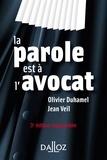 Olivier Duhamel et Jean Veil - La parole est à l'avocat.