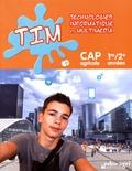 Olivier Duhappart et Michel Dumas - TIM Technologies, informatique et multimédia CAP agricole 1re/2e années.