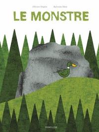 Olivier Dupin et Sylvain Diez - Le monstre.