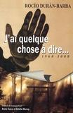 Olivier Duran-Barba - J'ai quelque chose à dire... - 1968-2008.