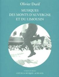 Olivier Durif - .