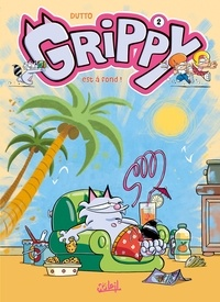 Olivier Dutto et Benoît Bekaert - Grippy Tome 2 : Grippy est à fond !.