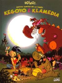 Olivier Dutto et  Bianco - Kegoyo & Klamedia - Le sorcier.