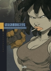 Olivier Dutto et  Bianco - Krashmonsters Tome 1 : .