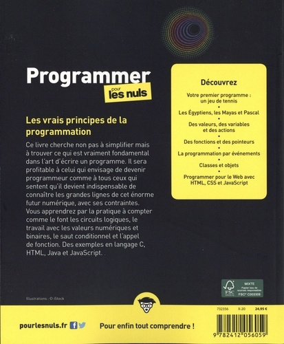 Programmer pour les nuls 4e édition