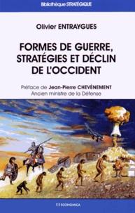 Deedr.fr Formes de guerre, stratégies et déclin de l'Occident Image