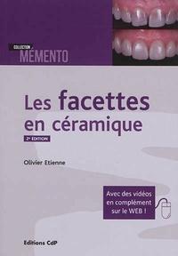 Les facettes en céramiques - Olivier Etienne pdf epub