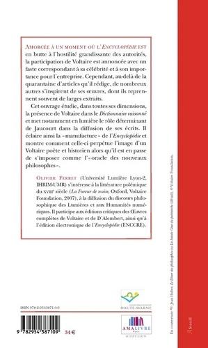 Voltaire dans l'Encyclopédie