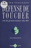 Olivier Flournoy - .
