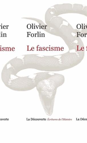 Le fascisme. Historiographie et enjeux mémoriels