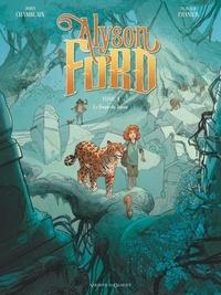 Olivier Frasier et Joris Chamblain - Alyson Ford Tome 1 : Le temple du jaguar.