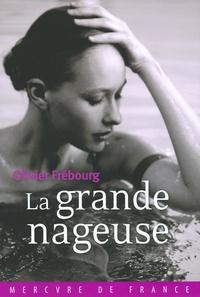 Olivier Frébourg - La grande nageuse.