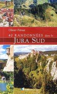 Olivier Frimat - 40 randonnées dans le Jura sud.