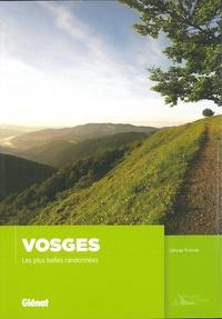 Olivier Frimat - Vosges, les plus belles randonnées.