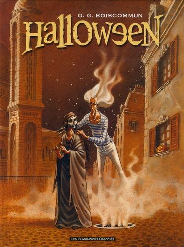 Olivier-G Boiscommun - Halloween.