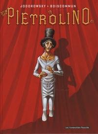 Olivier G. Boiscommun et Alexandro Jodorowsky - Pietrolino Tome 1 : Le clown frappeur.