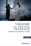 Olivier Galland et Yannick Lemel - La société française.