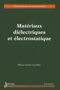 Feriasdhiver.fr Matériaux diélectriques et électrostatique Image