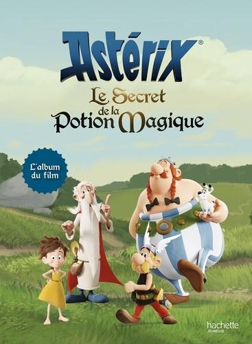 Astérix Le Secret De La Potion Magique L Album Du Film Album