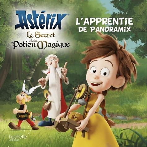 Astérix Le Secret De La Potion Magique L Apprentie De Panoramix Album