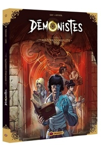 Olivier Gay - Démonistes 0 : Démonistes - écrin vol. 01 et 02.
