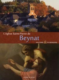 Olivier Geneste - L'église Saint-Pierre de Beynat.