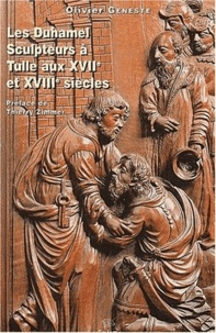 Les Duhamel. Sculpteurs à Tulle aux XVIIème et XVIIIème siècles.pdf