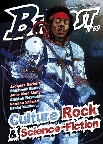 Bifrost N° 69 Culture Rock & Science-Fiction