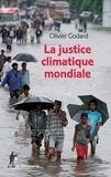 Olivier Godard - La justice climatique mondiale.