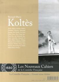 Olivier Goetz et Moni Grégo - Bernard-Marie Koltès.