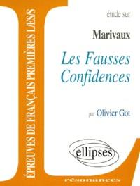 """Olivier Got - Étude sur Marivaux """"Les fausses confidences""""."""