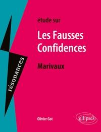 Olivier Got - Etudes sur Les Fausses Confidences, Marivaux.
