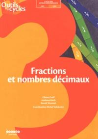 Olivier Graff et Anthony Kirch - Fractions et nombres décimaux.