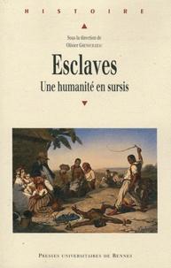 Livres à télécharger gratuitement pour kindle uk Esclaves  - Une humanité en sursis