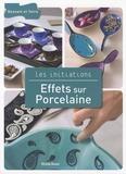 Olivier Guez - Effets sur Porcelaine.