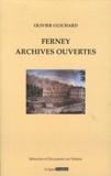 Olivier Guichard - Ferney, archives ouvertes.