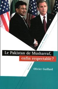 Accentsonline.fr Le Pakistan de Musharraf, enfin respectable ? Image