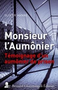 Deedr.fr Monsieur l'Aumônier - Témoignage d'un aumônier de prison Image