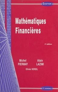 Olivier Hereil et Alain Lazimi - Mathématiques financières.