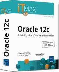 Olivier Heurtel - Oracle 12 C - Administration d'une base de données.